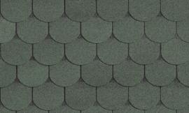 Гибкая черепица Шинглас серия Классик коллекция Танго