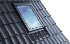 Мансардное окно Keylite Среднеповоротное мансардное окно
