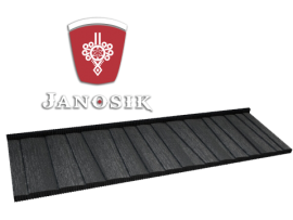 Модульная черепица blahotrapez Janosik