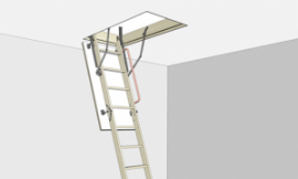 Чердачные лестницы Döcke серия COMFORT
