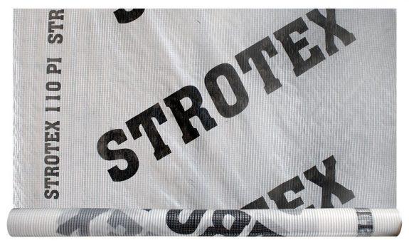 Пароизоляционная плёнка Strotex 110 PI