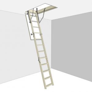 Чердачные лестницы Döcke серия STANDARD