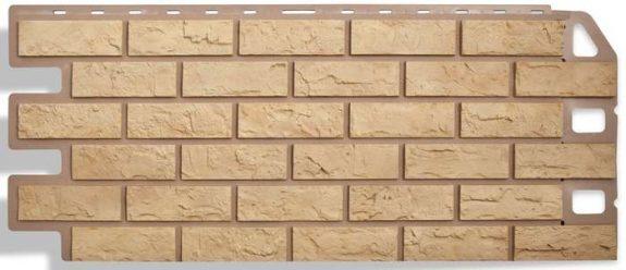 Фасадные панели Альта-профиль Панель кирпич