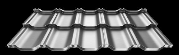 Модульная металлочерепица Zet